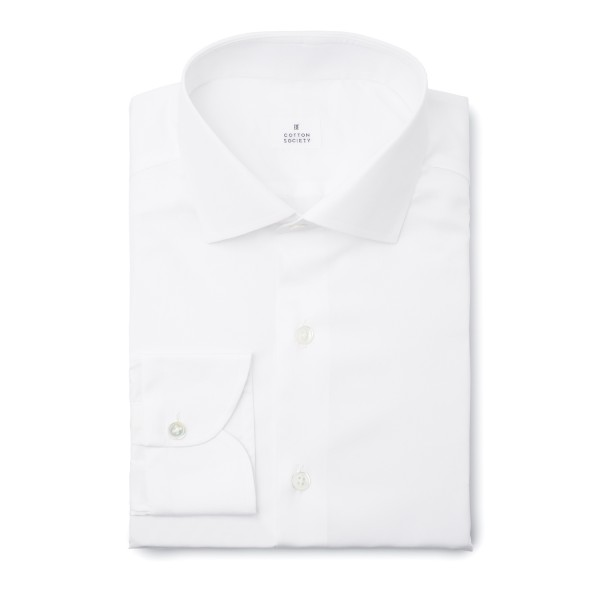 Chemise Popeline blanche EASY CARE