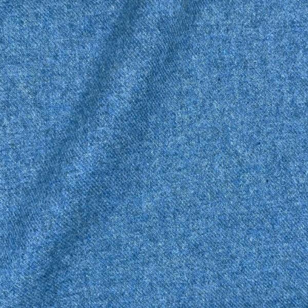 Flanelle Uni Bleu2