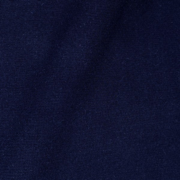 Jersey Japonais Uni Bleu Marine2