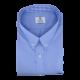 Chemise homme Popeline Uni Bleu
