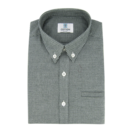 Chemise homme Oxford Uni Red